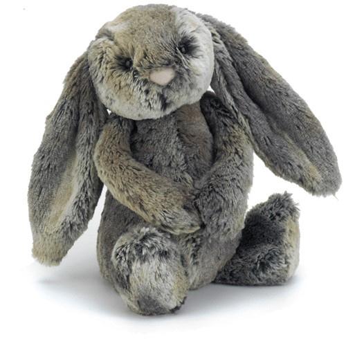 Jellycat Medium Bashful Cottontail Bunny 31cm