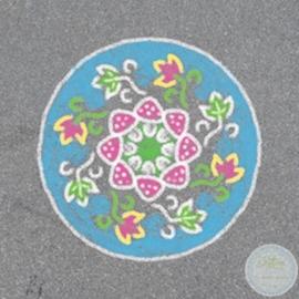 Outdoor Mandala-Designer – Fairy Dreams