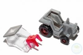 Tractor puntenslijper