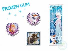 Frozen gum