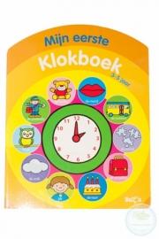 Mijn eerste klokboek