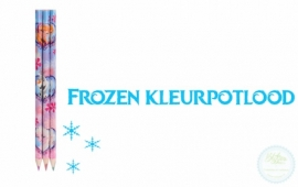 Frozen kleurpotlood