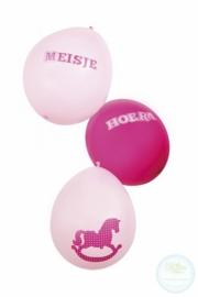 Set ballonnen