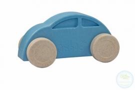 Auto (antibacterieel) - Blauw/blank