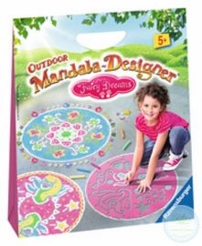 Outdoor Mandala-Designer – Fairy Dreams