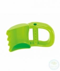 Zandspeelgoed | Handige schep groen