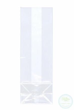 Transparante cadeauzakjes (10st)