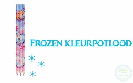 Frozen kleurpotlood