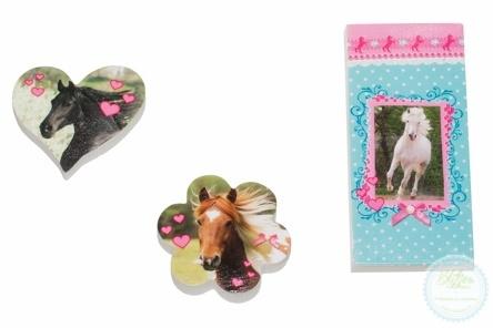 Paarden gummen