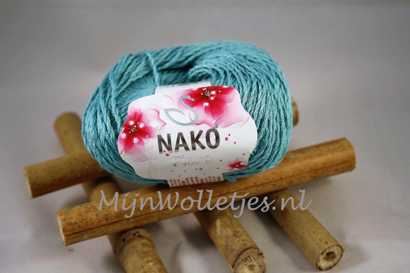 Fiore Turquoise