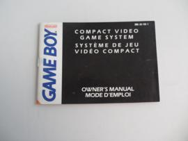 Gameboy Manual
