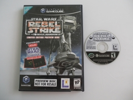 Star Wars Rogue Squadron III Limited Edition Preview Disc