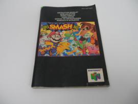Super Smash Bros Handleiding
