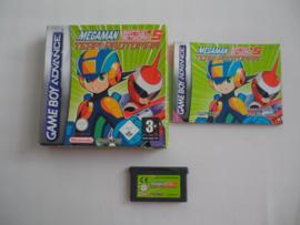 Megaman Battle Network 5 Team Protoman