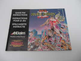 Double Dragon II The Revenge Handleiding