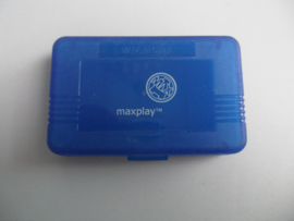 GBA Game Case (Blauw)