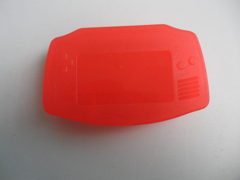 GBA Game Case (Rood)