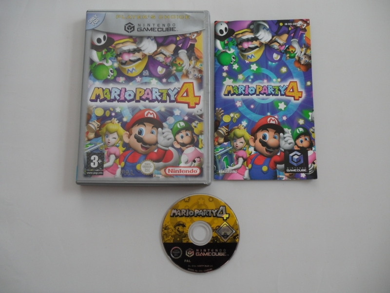 Mario Party 4 | Games | Retroactive