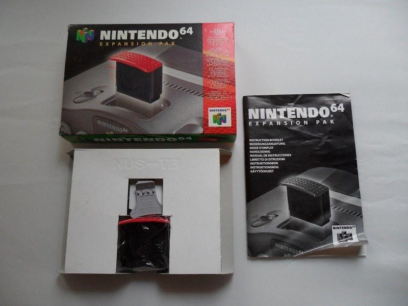 Expansion Pak (Compleet in doos)