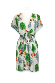 BEACH DRESS SHORT LAGO D'ISEO