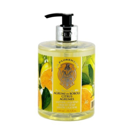 La Florentina Liquide handzeep Citrus Boboli 500ml