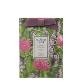 Scented Home geurzakje Lavendel & Bergamot 20gr