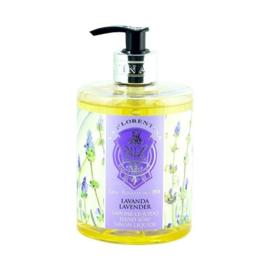 La Florentina Liquide handzeep Lavendel 500ml