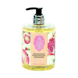 La Florentina Liquide handzeep Granaatappel-Pomegranate 500ml