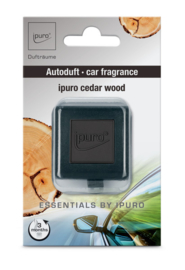 Essentials Ipuro autogeurtje Cedar Wood