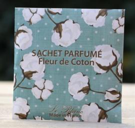 Le Blanc geurzakje Fleur de Coton