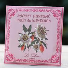 Le Blanc geurzakje Fruit de la Passion