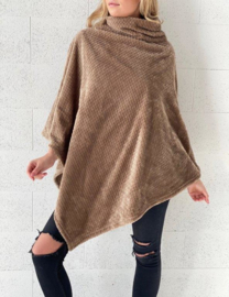 Poncho Pineapple  280 gr/m2 Taupe