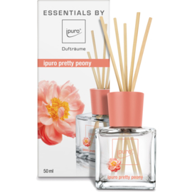 Essentials Ipuro geurstokjes Pretty Peony