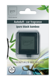 Essentials Ipuro autogeurtje Black Bamboo