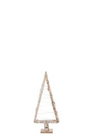 Kerstboom  driehoek tak small