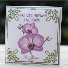 Le Blanc geurzakje Orchidee