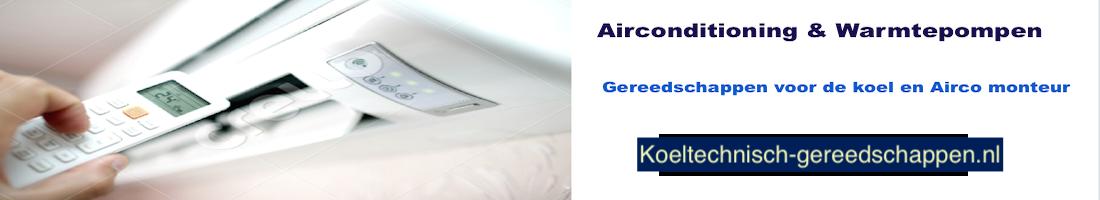 Goedkope Airco  koeltechnisch gereedschappen kopen.