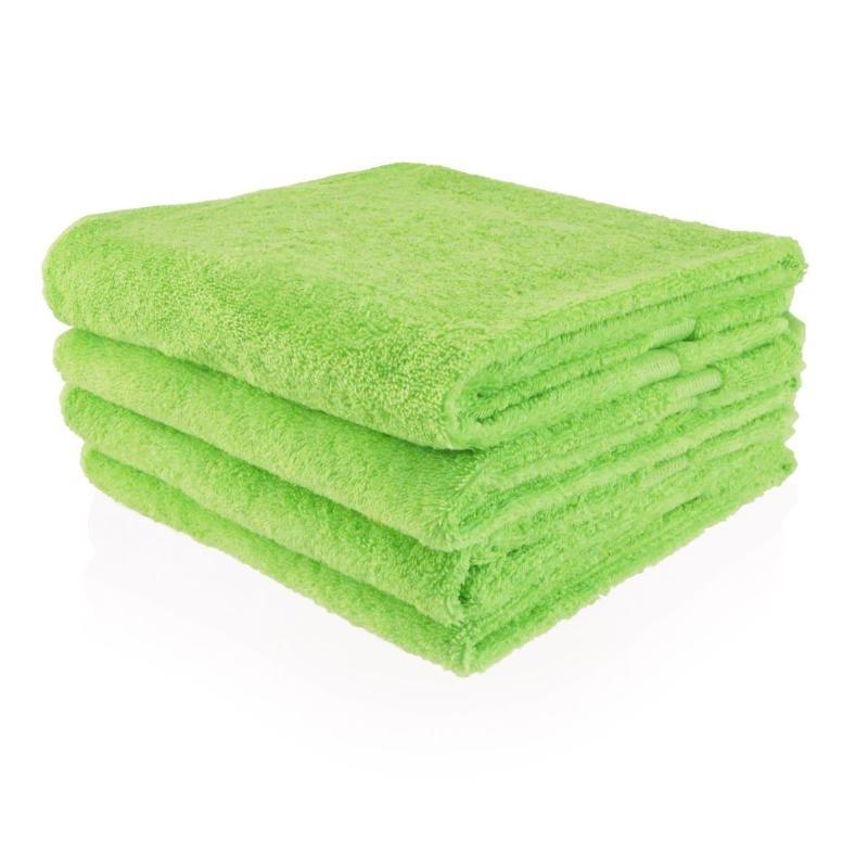Handdoek Lime 50x100