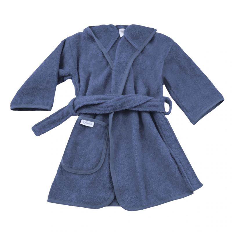 Badjasje Silk Blue