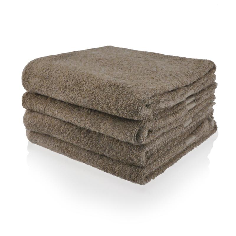 handdoek zand 50 x 100