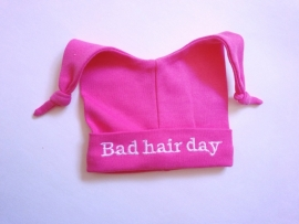 Babymuts Bad Hair Day - Fuchsia
