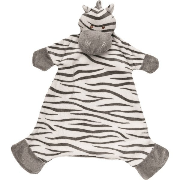 Knuffeldoek zebra
