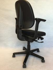 RH Logic 3 ARBO bureaustoel zwart