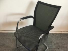 Set van 4 Comforto slede stoelen