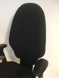 RH Extend bureaustoel zwart
