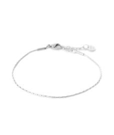 Label Kiki - Tiny bracelet zilver