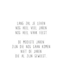 JIP - Lang zal je leven..