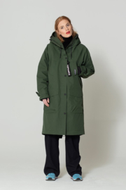 Franck Outerproofs - Cold winter forest green