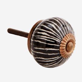 Madam Stoltz - Porseleinen deurknop