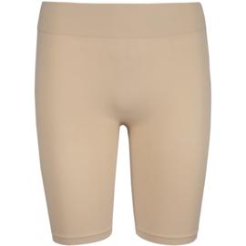 Minus - Microfiber shorts nude (Mira)